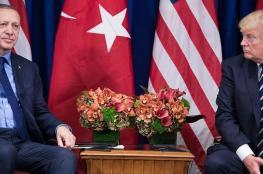 مباحثات بين ترامب واردوغان حول سوريا