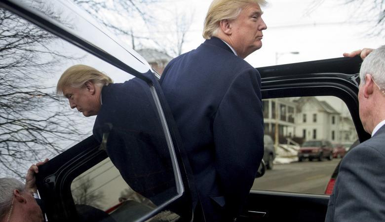 """ترامب يهاجم شبكة """" سي ان ان """" وهذا ما قاله عنها"""