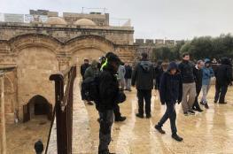 """الأردن يحذر من استمرار الانتهاكات الاسرائيلية بحق """"الاقصى"""""""