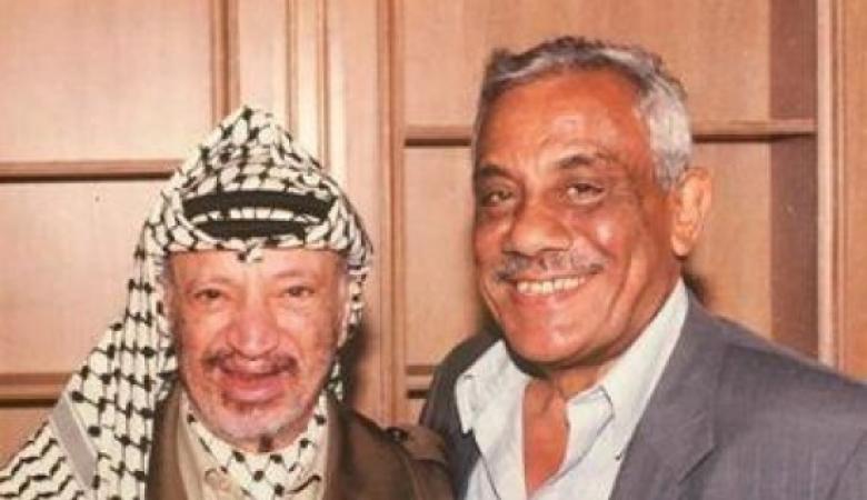 """وفاة عضو اللجنة التنفيذية السابق لمنظمة التحرير """"الشهابي """"  والرئيس ينعاه"""