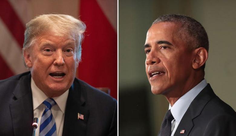 ترامب يهاجم اوباما بسبب نظام التكييف في البيت الأبيض
