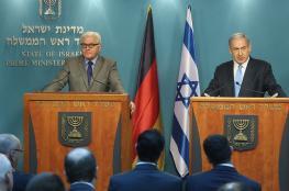 نتنياهو يرفض مقابلة وزير خارجية المانيا خوفا من كشف وجه اسرائيل البشع