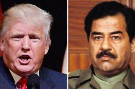كاتب بريطاني : ماذا لو كان مجنون البيت الأبيض رئيساً في زمن صدام حسين ؟