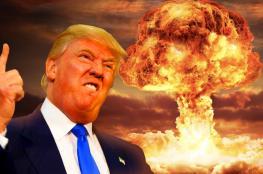 ترامب  يمكنه تدمير العالم بضغطة زر وهذا هو الشخص الوحيد القادر على إيقافه