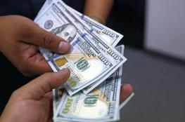 الدولار عند اعلى سعر مقابل الشيقل  منذ 10 ايام