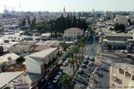 طعن إمرأة فلسطينية بمدينة الرملة