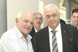العمل : لقاء الوزير ابو شهلا  بنظيره الاسرائيلي لتحصيل حقوق العمال الفلسطينيين