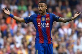 نيمار يهدد بالرحيل عن برشلونة
