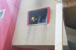 الدفاع المدني يتعامل مع 48 حادث واطفاء حرائق