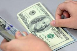 ارتفاع سعر صرف الدولار مقابل الشيقل