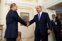 محادثات بين بوتين ونتنياهو منعت تصعيداً اسرائيلياً على سوريا