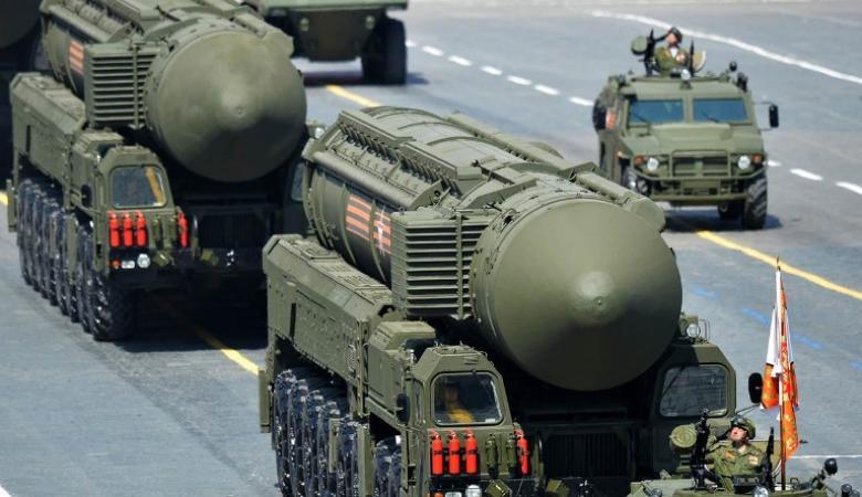 روسيا : ننتظر رد اميركا بشأن مقترح الحد من الأسلحة النووية الامريكية