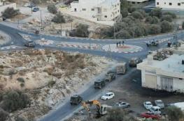 مواجهات واصابات خلال اقتحام الاحتلال لمدينة بيت لحم