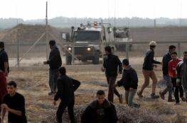 لأول مرة.. الشرطة الاسرائيلية تساند جيش الاحتلال تحسباً لمسيرات غداً الجمعة قرب غزة