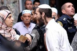 المستوطنون يقتحمون الأقصى ويشتمون النساء اثناء قرائتهن للقرآن الكريم