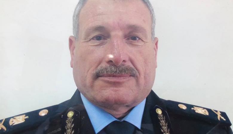 """وفاة مدير عام الشرطة الفلسطينية السابق اللواء """"كمال الشيخ """""""