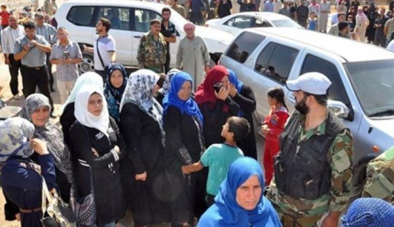 عودة أكثر من 1.7 ألف لاجئ سوري إلى الوطن