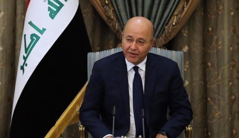 صالح: العراق لن يكون منطلقا للاعتداء على أية دولة مجاورة