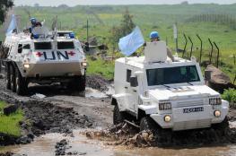 """مجلس الأمن يجدد مهمة قوات """"اندوف"""" في الجولان 6 اشهر أخرى"""