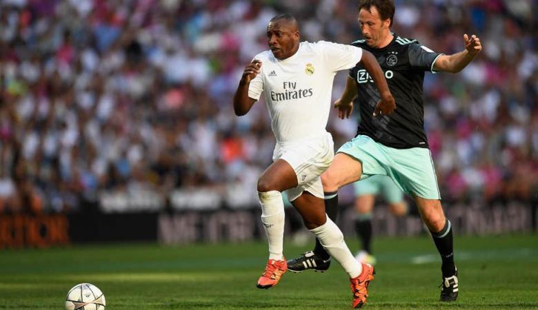 مهاجم ريال مدريد السابق متهم بتهريب مخدرات