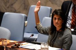 المالكي يكشف التحركات الفلسطينية حال استخدمت أميركا الفيتو