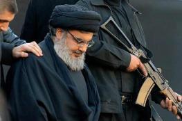 نصر الله : السعودية تفرض الاقامة الجبرية على الحريري وتمنعه من العودة الى لبنان