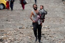 فرار آلاف المدنيين من دير الزور السورية