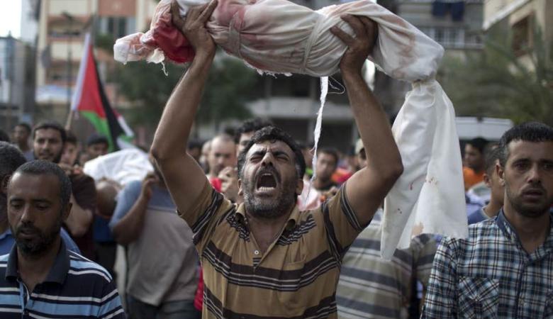 استشهاد 59 طفلا فلسطينيا واصابة 3472 آخرين في العام 2018