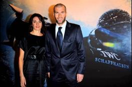 صحيفة اسبانية تكشف عن الحياة المجهولة لزوجة زين الدين زيدان