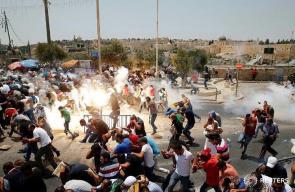 مواجهات الجمعة بمدينة القدس
