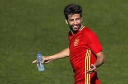 """اللاعب الاسباني """"بيكيه"""" يعلن اعتزاله اللعب دولياً"""