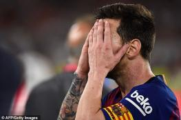 أول تعليق من مدرب برشلونة في أعقاب خسارة كأس الملك