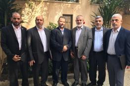 وفد حماس بقيادة العاروري يصل القاهرة لبحث ملفي المصالحة والتهدئة