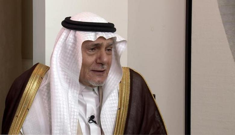 رئيس الاستخبارات السعودي : ليس لدي ادنى فكرة عن صفقة القرن