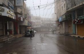 الاضراب يعم مدينة الخليل رفضا للاجراءات الاسرائيلية والاستيطان