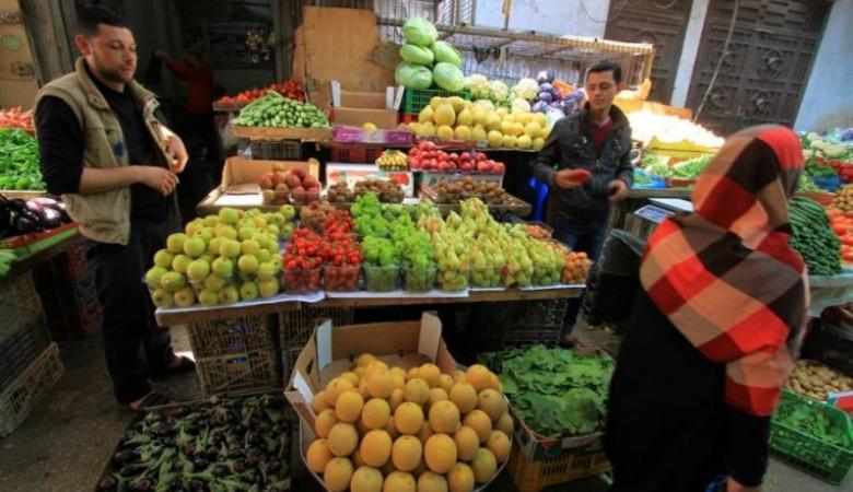 الإحصاء: ارتفاع مؤشر غلاء المعيشة 1.58% خلال العام 2019