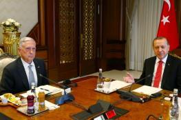 وزير الدفاع الامريكي : سنواصل الوقوف بجانب تركيا في حربها ضد الإرهاب