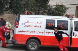 إصابة عاملين إثر سقوطهما  من ورشة قيد الانشاء في بيتونيا