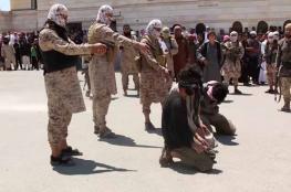 """""""داعش""""  يعدم لاجئين فلسطينيين وينهب أحد مكاتب الأونروا في اليرموك"""
