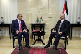 مباحثات بين رئيس الوزراء وأمين عمان الكبرى