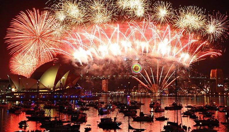 ليست دبي ....مدينة عربية ضمن أفضل 10 مدن خلال احتفالات رأس السنة الجديدة