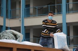 اونروا تقدم مساعدات لأبناء قطاع غزة في الاردن