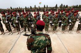 ألمانيا توقف تدريبها للأكراد