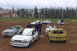 الشرطة تؤكد  على استمرار ملاحقة المركبات المشطوبة