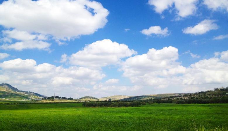 الطقس: الحرارة أعلى من معدلها العام وأجواء صافية إلى غائمة جزئياً