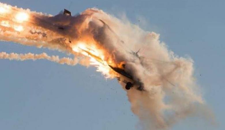 التحالف بقيادة أمريكا يسقط طائرة للأسد في سوريا