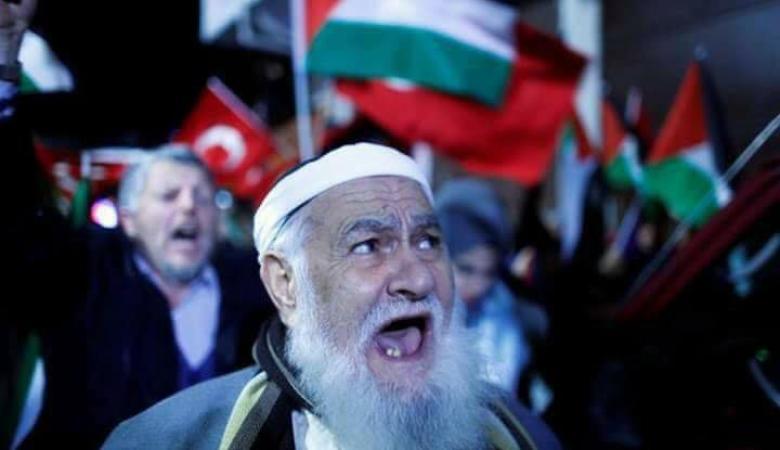 العالم يخرج بمسيرات منددة بقرار ترامب الاعتراف بالقدس عاصمة لدولة الإحتلال