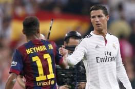 """نيمار يصدم رونالدو: هذا هو لاعب """"الملكي"""" الذي أريده ببرشلونة"""