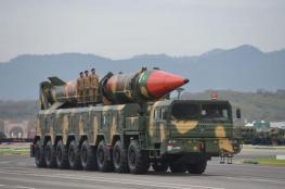 شاهد ..باكستان تستعرض قوتها الصاروخية