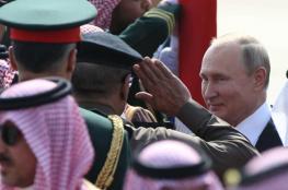 روسيا : موسكو ستواصل دعم الشعبين السوري والفلسطيني
